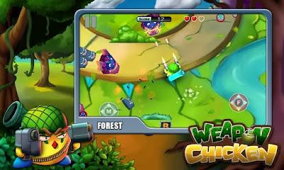 تحميل مجموعة مميزة من أفضل العاب صيد الدجاج للآندرويد مجاناً Best chicken hunt games for Android