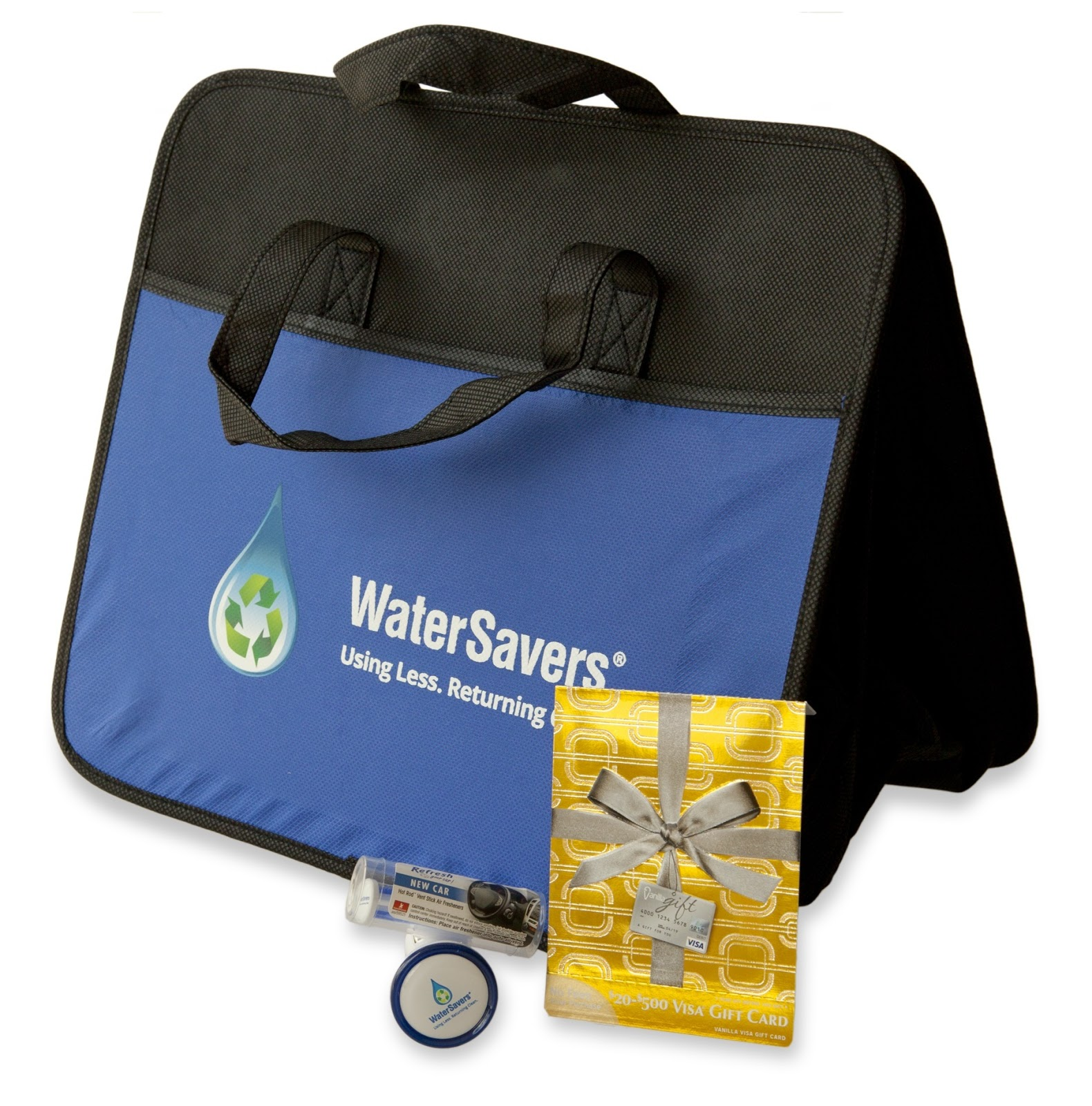 WaterSavers Summer Prize Package
