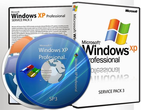 Windows XP Professional SP3 Feb 2014 + SATA Drivers - by [ThumperDC]