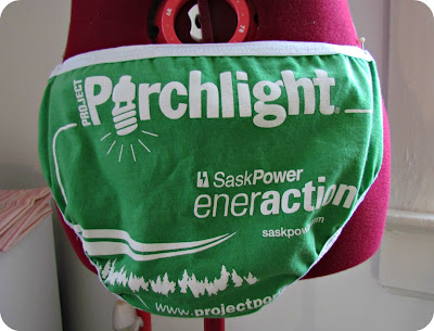 Refashion, Deconstructed Clothing, Project Porchlight, Easy Sewing, Handmade underwear
