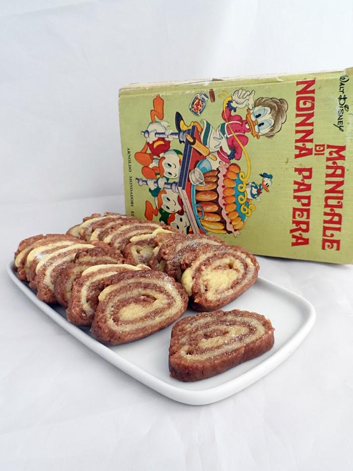 i biscotti della brigitta - manuale di nonna papera