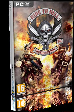 Ride to Hell – Retribution 2013 Multi Spanish DVD9 BS-TB-FS-RG-UL