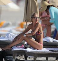 Lauren Stoner hot in Bikini and glasses