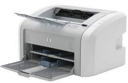 Printer HP LaserJet P1006 Free Download Driver