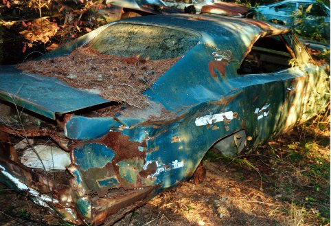 kustom paint by Perry's: the first general lee