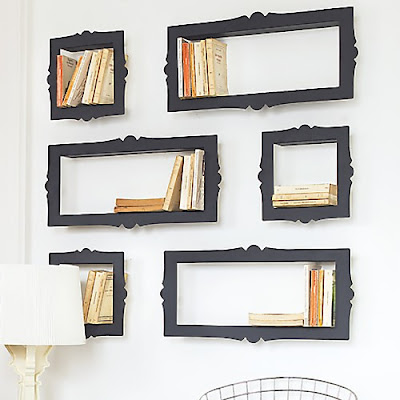 Creative Bookshelves and Awesome Bookcases (15) 3