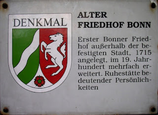 Alter Friedhof Bonn