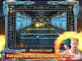 Contra Evolution Android Game Download,