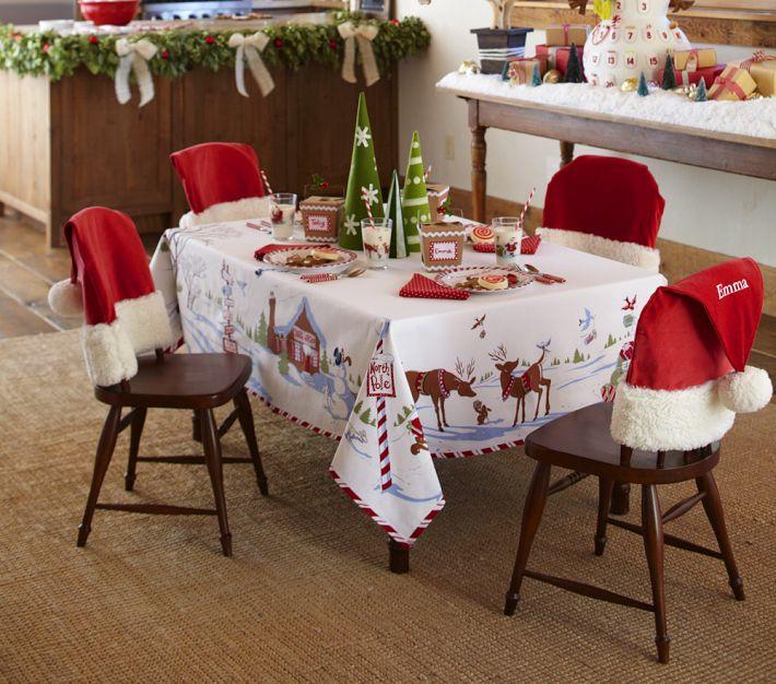 Maternity leave guest post di emporio74 la tavola di for Tovaglie natalizie ikea