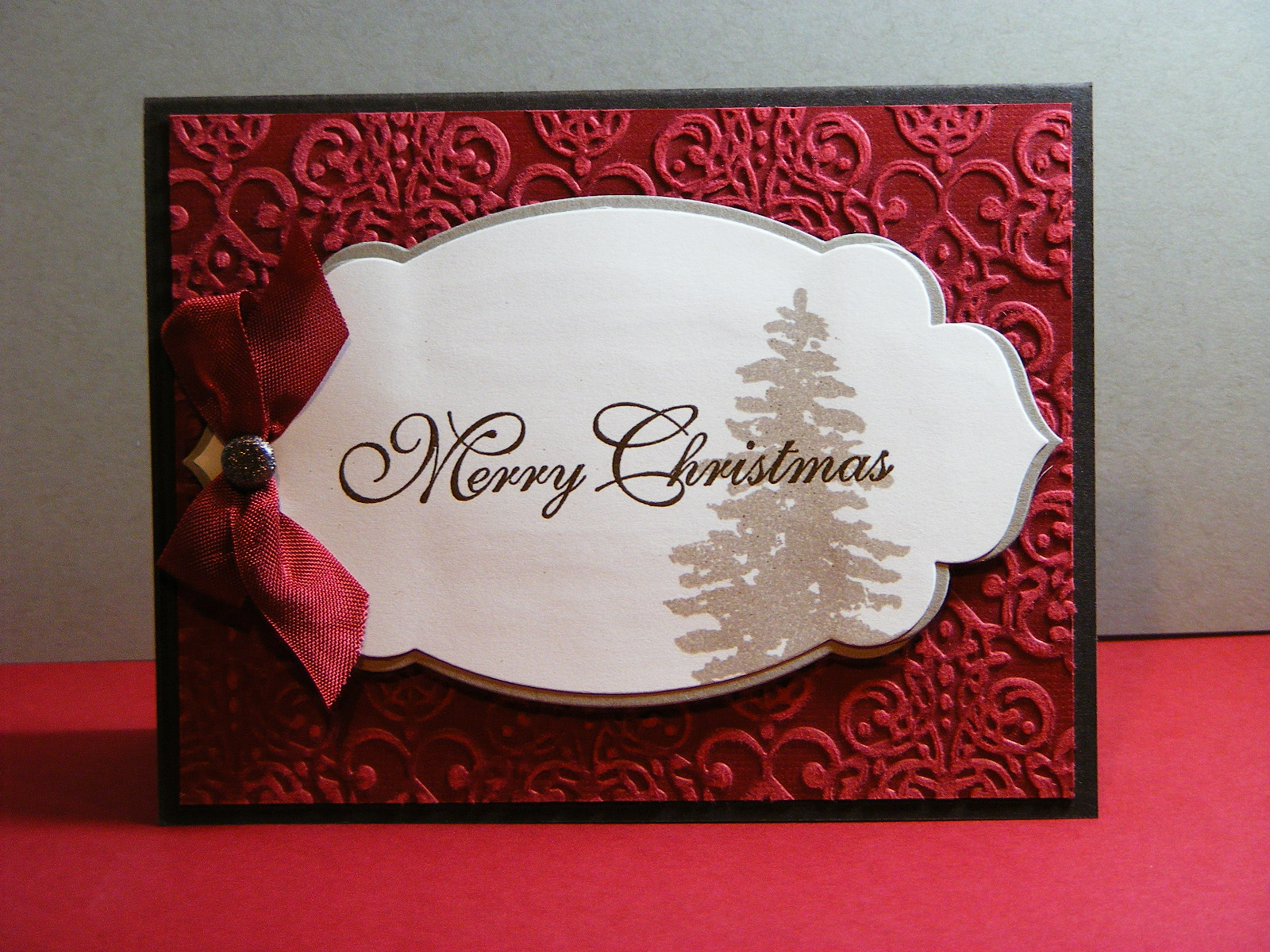 A La Cards Twelve Days Of Christmas In July Day 8