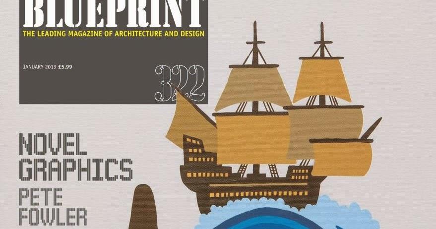 Art architecture library blueprint magazine 2013 malvernweather Choice Image