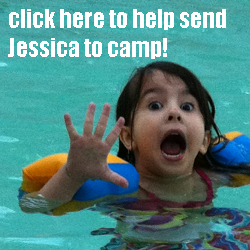 send jessica to summer camp