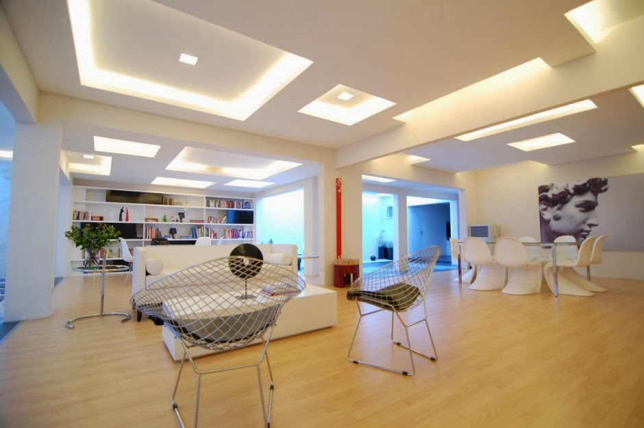 Iluminacion de interiores electroazuay cia ltda - Iluminacion para casa ...
