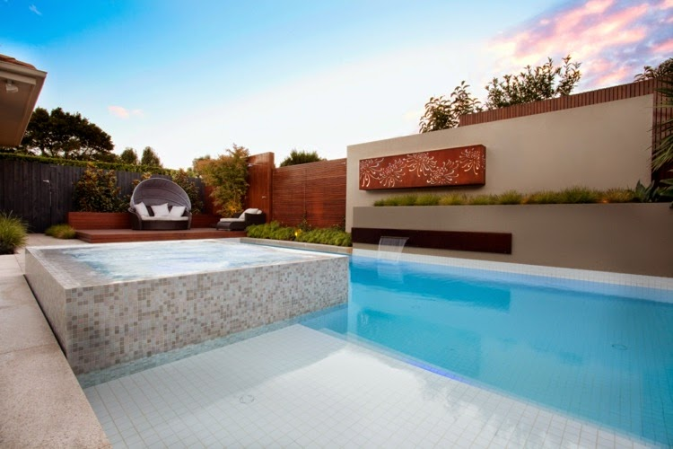 Garden Design of 2015 Swimming Pool