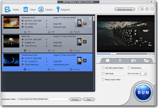 WinX Mobile Video Converter image