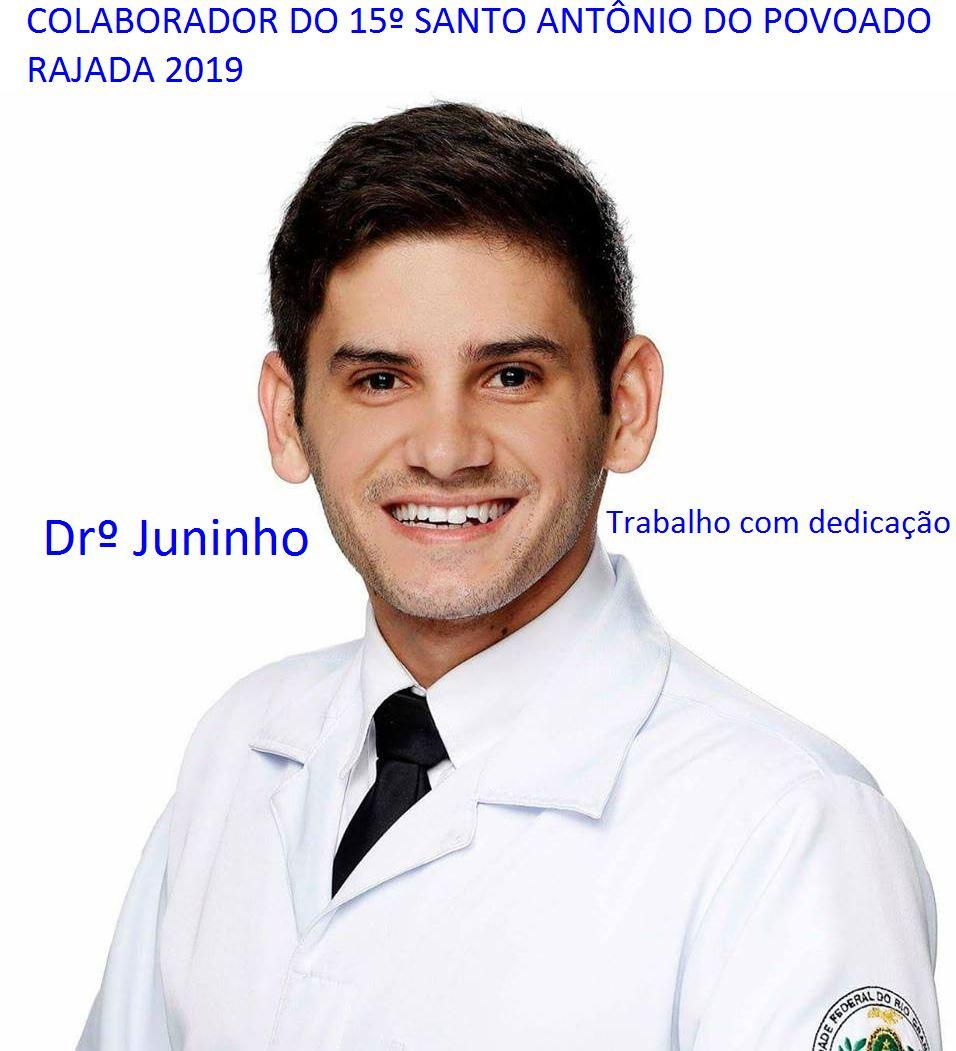 PUBLICIDADE: DRº JUNINHO CARNAÚBA DOS DANTAS