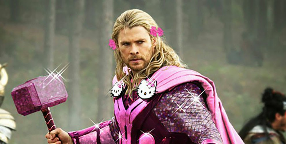 Your Face i Like it Thor Thor Still Looks Like he