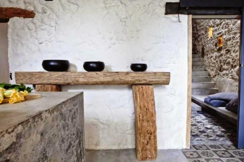 mueble barra cocina