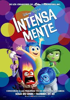 Intensa-Mente Poster Español
