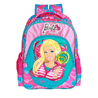 Buy Mattel Girl Bag Backpack(Pink, 18 inch) at Online Lowest Best Price Offer Rs. 539 : BuyToEarn