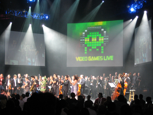 Composers Gone Gaming