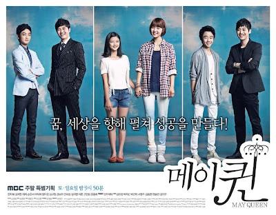 May Queen Drama, May Queen Korean Drama