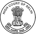 High Court of Delhi, New Delhi, Graduation, delhi high court logo