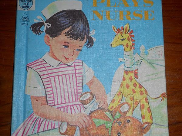 Mini Collection Monday * Vintage Books*