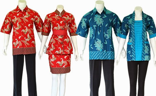 toko baju batik online shop modern murah