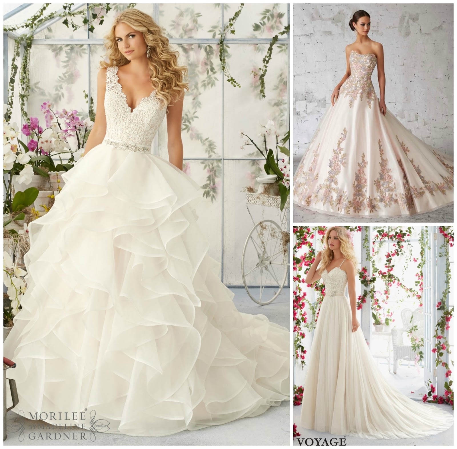Brides of america online store january 2016 for Miami wedding dresses stores