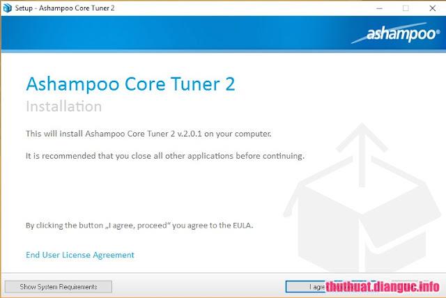 Download Ashampoo Core Tuner 2.0.1 Full key