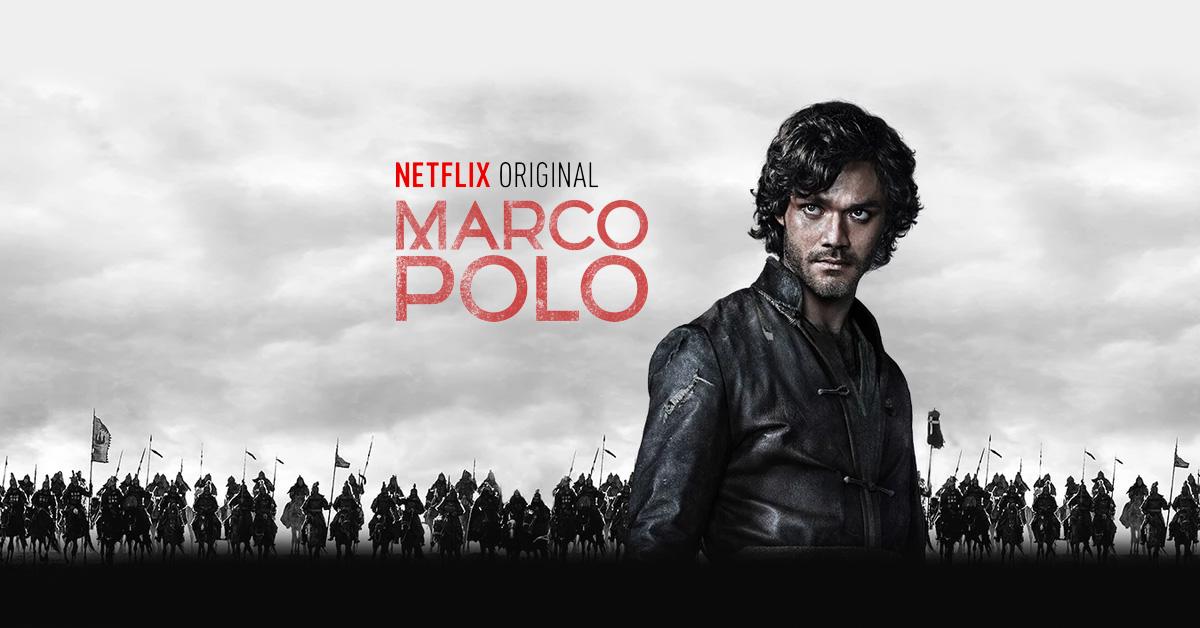 BUSCA TU SERIE DE TV: MARCO POLO. 1ª temporada