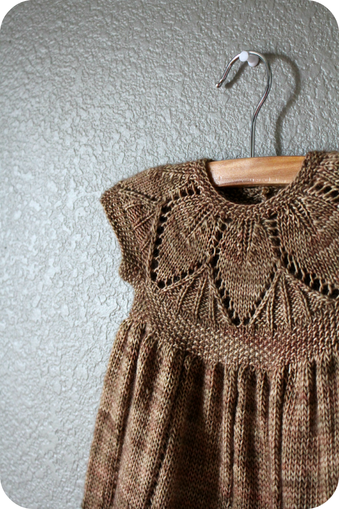 Never Not Knitting: Clara