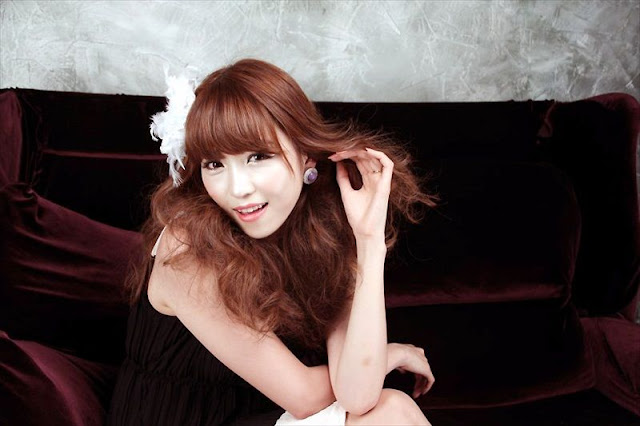 Lee Eun Hye-Korea Model