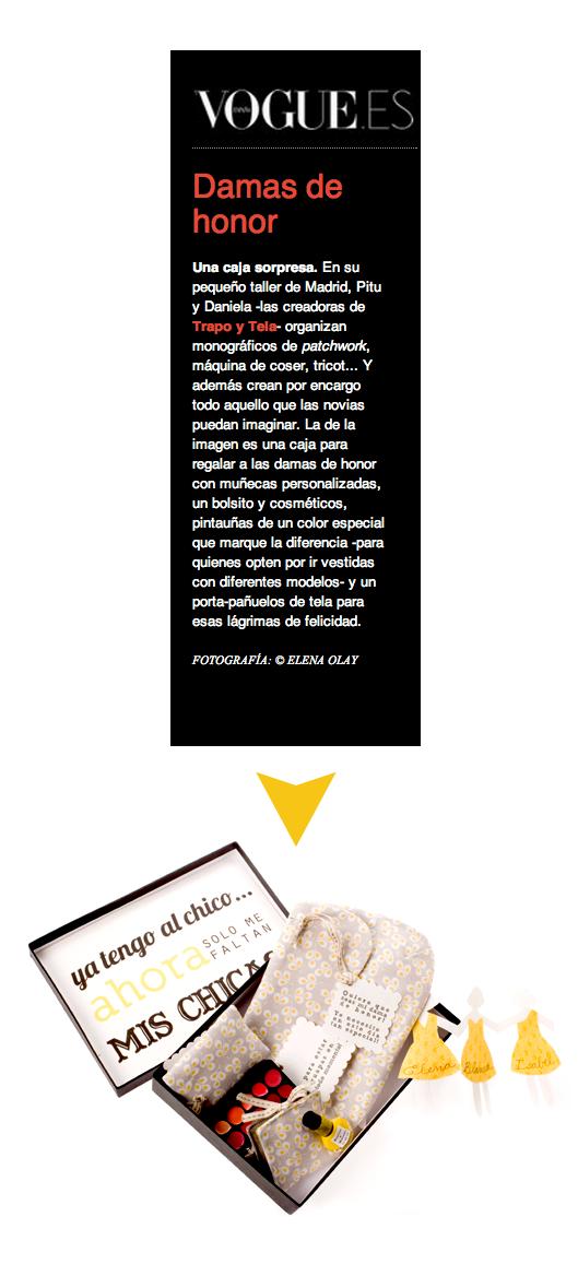 Trapo y Tela en Vogue.es