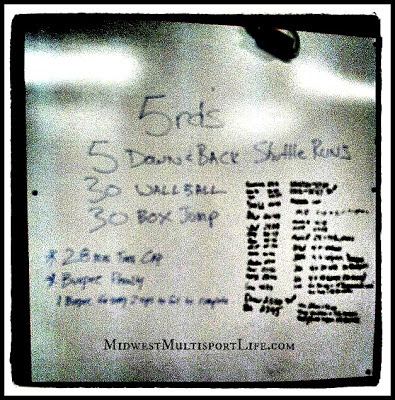 New Year's Eve WOD