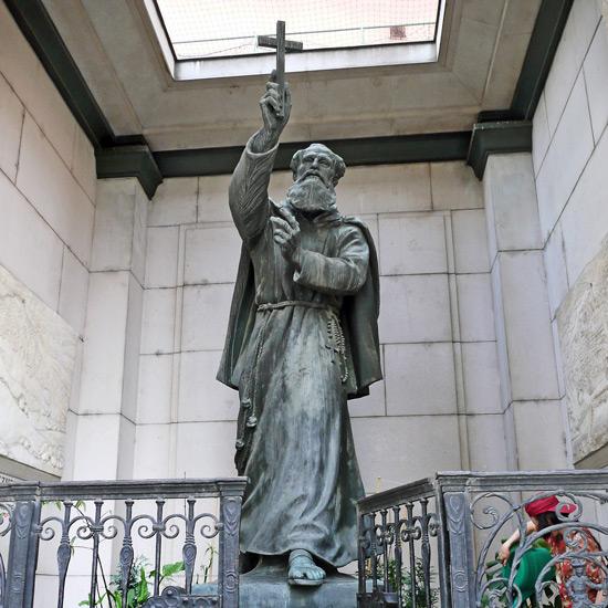 Marco d'Aviano — dem erfolgreichen Kämpfer gegen den Moslemsturm 1683
