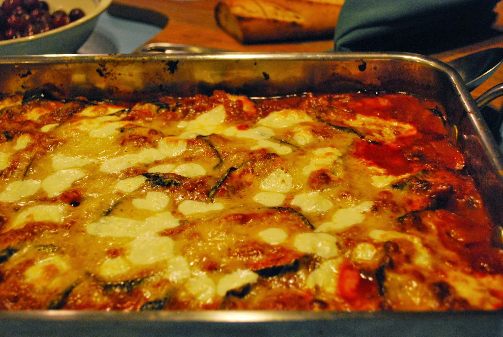 Tried And True: Favorite Family Recipes: Eggplant ...