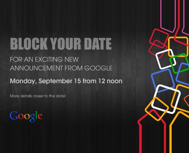 Google Invite (Edited)