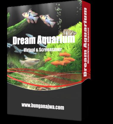 Dream Aquarium Virtual Screensaver Download 83 Mb