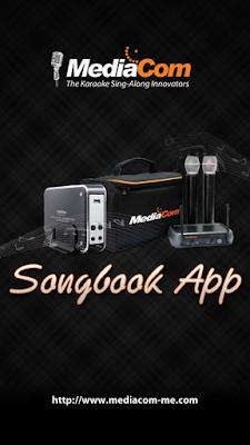 MediaCom Songbook App