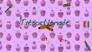 Blog Trésor nomade, chaîne youtube, beauté maquillage