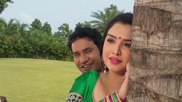 Dinesh Lal Yadav, Amrapali Dubey Aashiq Aawara Release on Holi 2016
