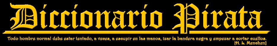 Diccionario Pirata - Rafael Estrada