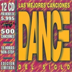 Las mejores canciones dance del siglo (12cd)SPECIAL