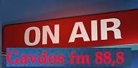 Ρ/Σ ΓΑΥΔΟΣ 88,8 FM