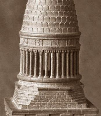 Cuarto juego de ajedrez, campanario de Saint Front de Périgueux, torre negra