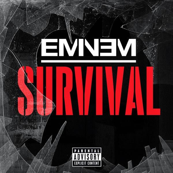 Eminem - Survival - Single Cover