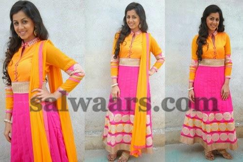 Niki Bright Color Salwar