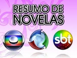 Noticias de Sua Novela.